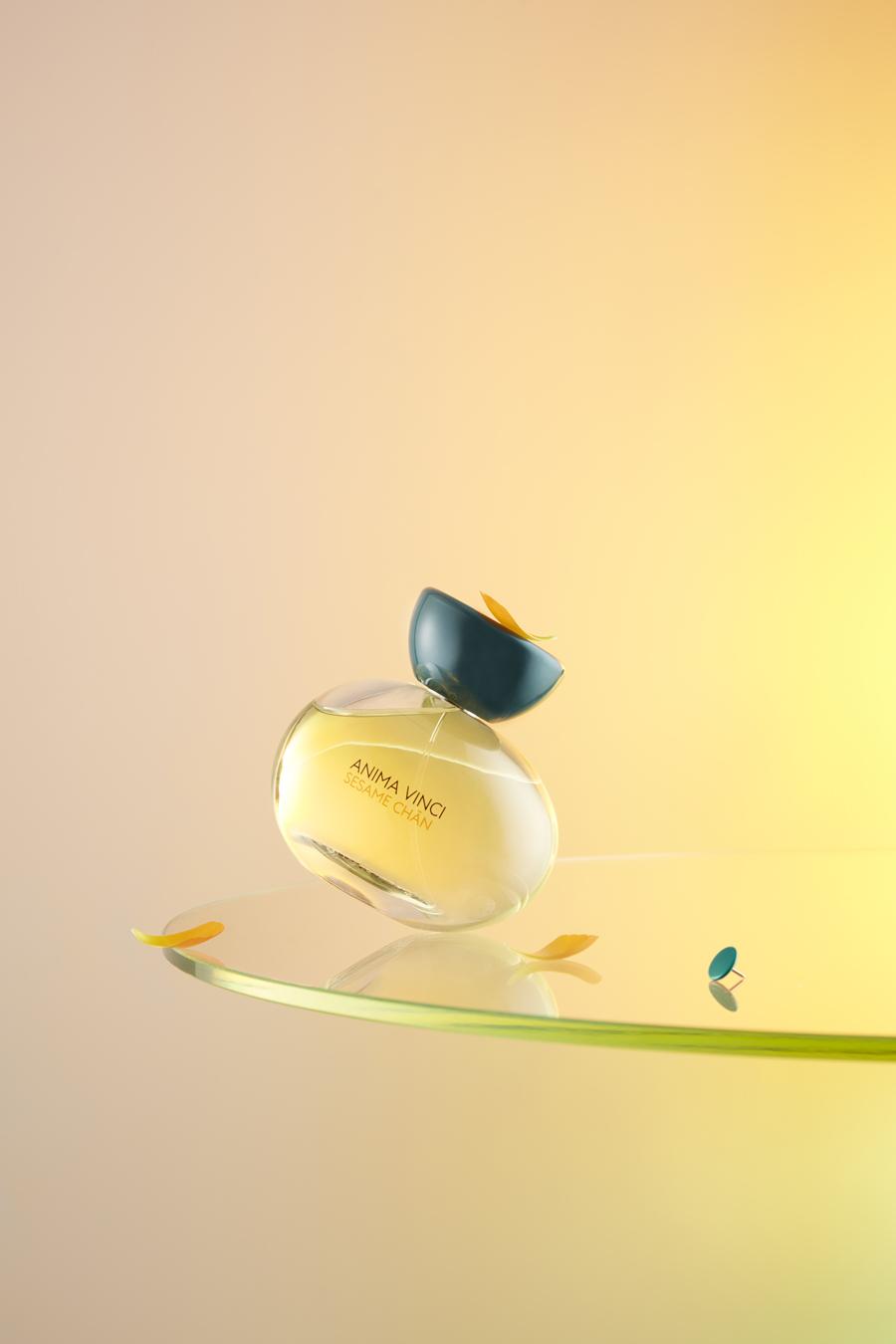 Sesame Chan by anima vici perfume