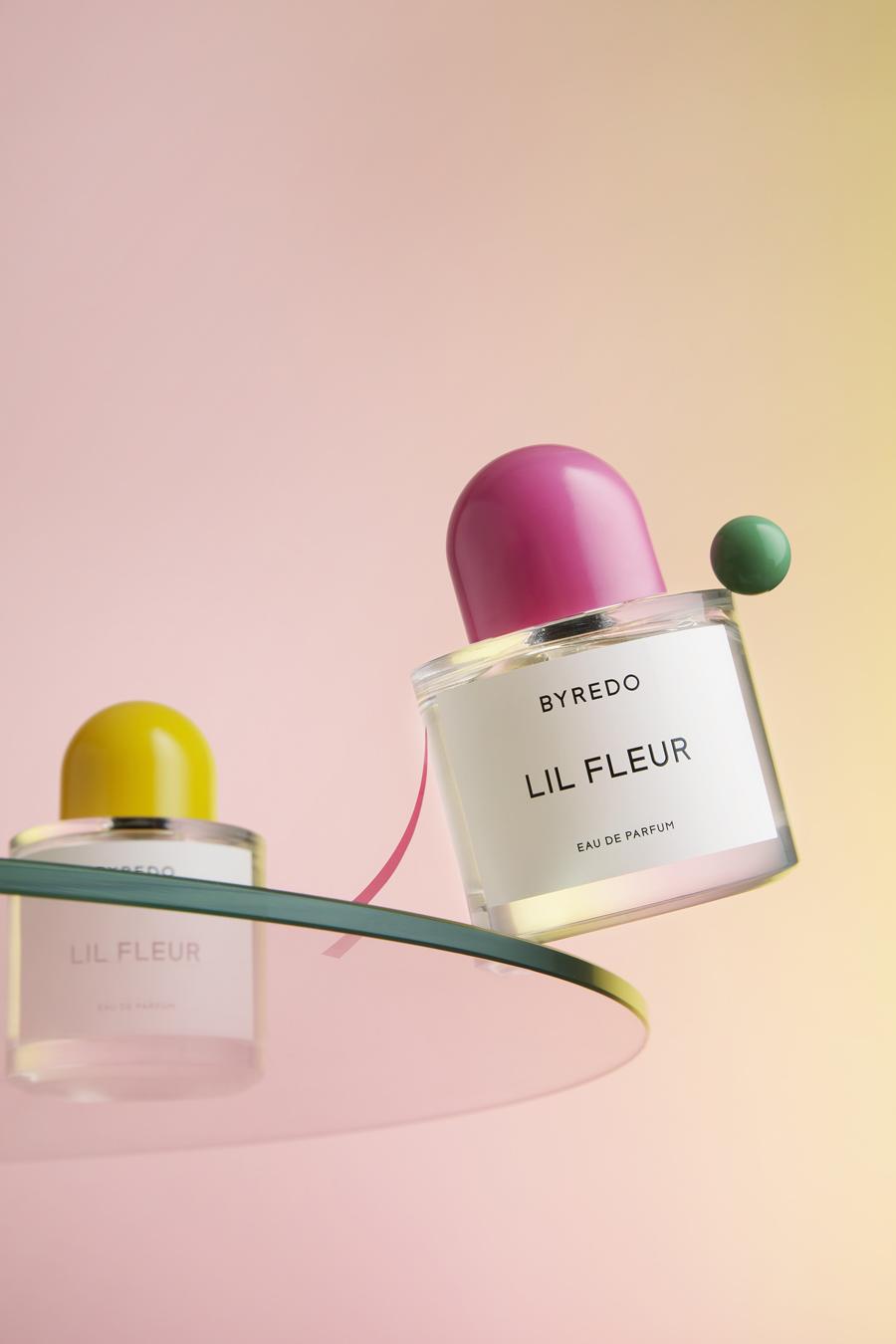 lil flour by byredo